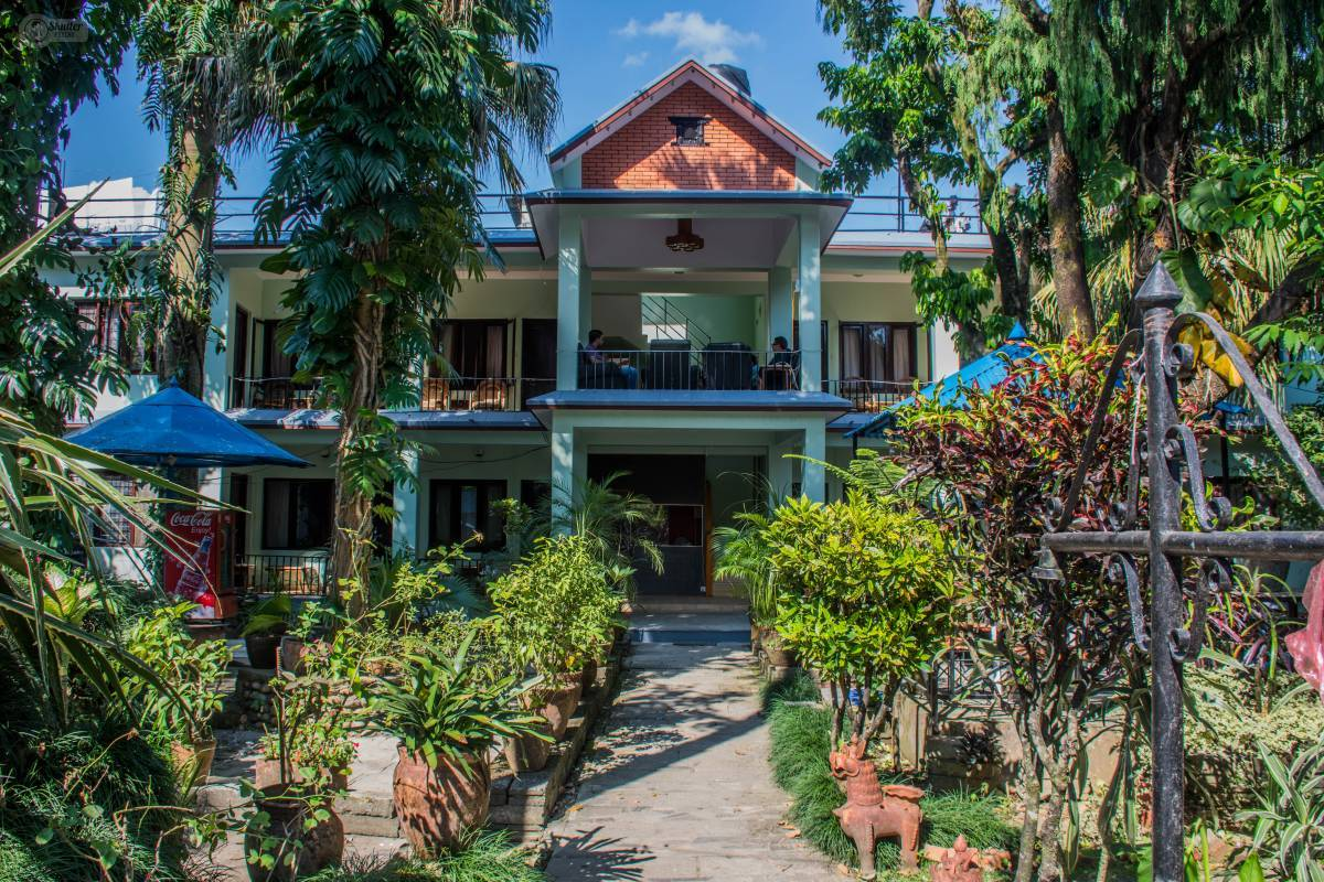 Yeti Guest House, Pokhara, Nepal, Nepal hostels and hotels