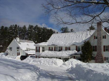 Cranmore Mountain Lodge, North Conway, New Hampshire, New Hampshire hotéis e albergues