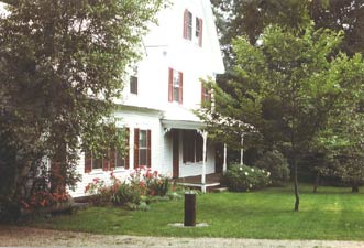 Locust Hill Bed And Breakfast, North Conway, New Hampshire, New Hampshire hotels and hostels