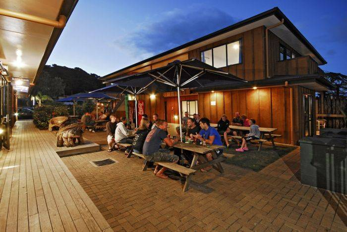 Bay Adventurer Apartments and Backpacker, Paihia, New Zealand, great hotels in Paihia