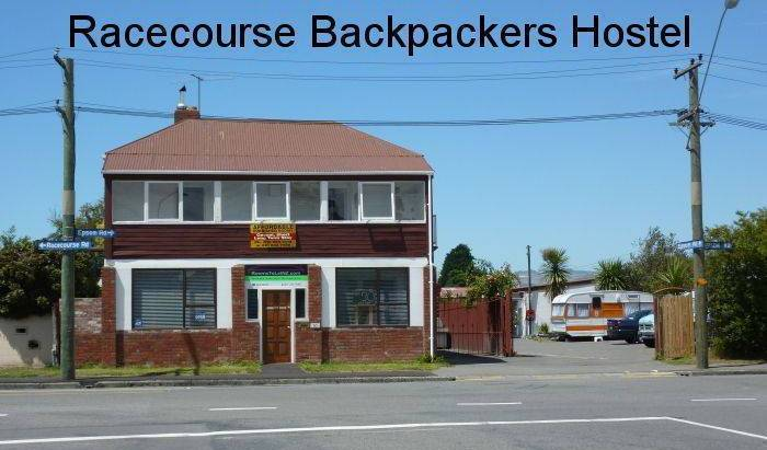 Racecourse Backpackers Hostel - Search for free rooms and guaranteed low rates in Christchurch, cheap hotels 14 photos