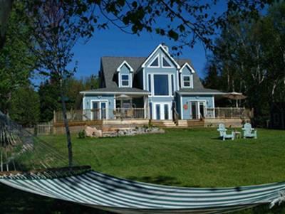Sea Parrot Ocean View Manor, Baddeck, Nova Scotia, Nova Scotia hotels and hostels