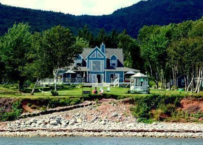 Sea Parrot Ocean View Manor, Baddeck, Nova Scotia, big savings on hotels in Baddeck