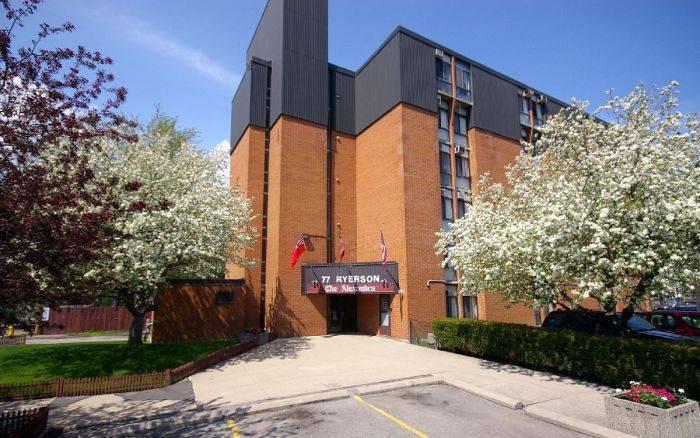 Alexandra Hotel, Toronto, Ontario, Ontario hoteles y hostales