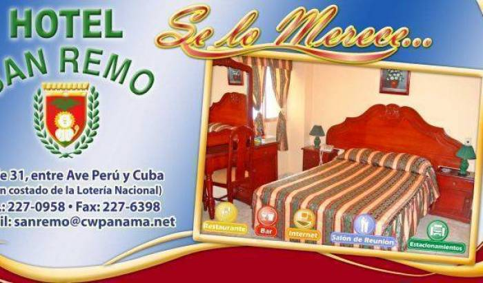 Hotel San Remo - Search available rooms for hotel and hostel reservations in Panama, compare deals on hotels in Darién, Panama 1 photo