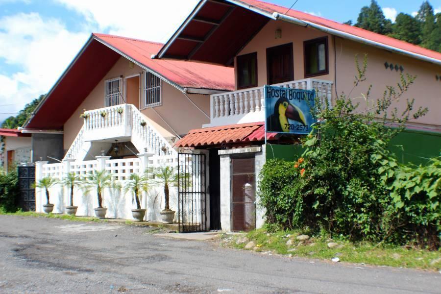 Hostal Boquete, Bajo Boquete, Panama, Panama hotels and hostels