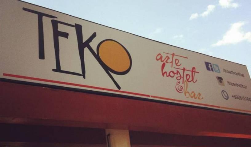 Teko Arte Hostel and Bar 4 photos