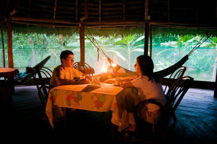 Amazon Reise Eco Lodge, Iquitos, Peru, top quality hostels in Iquitos