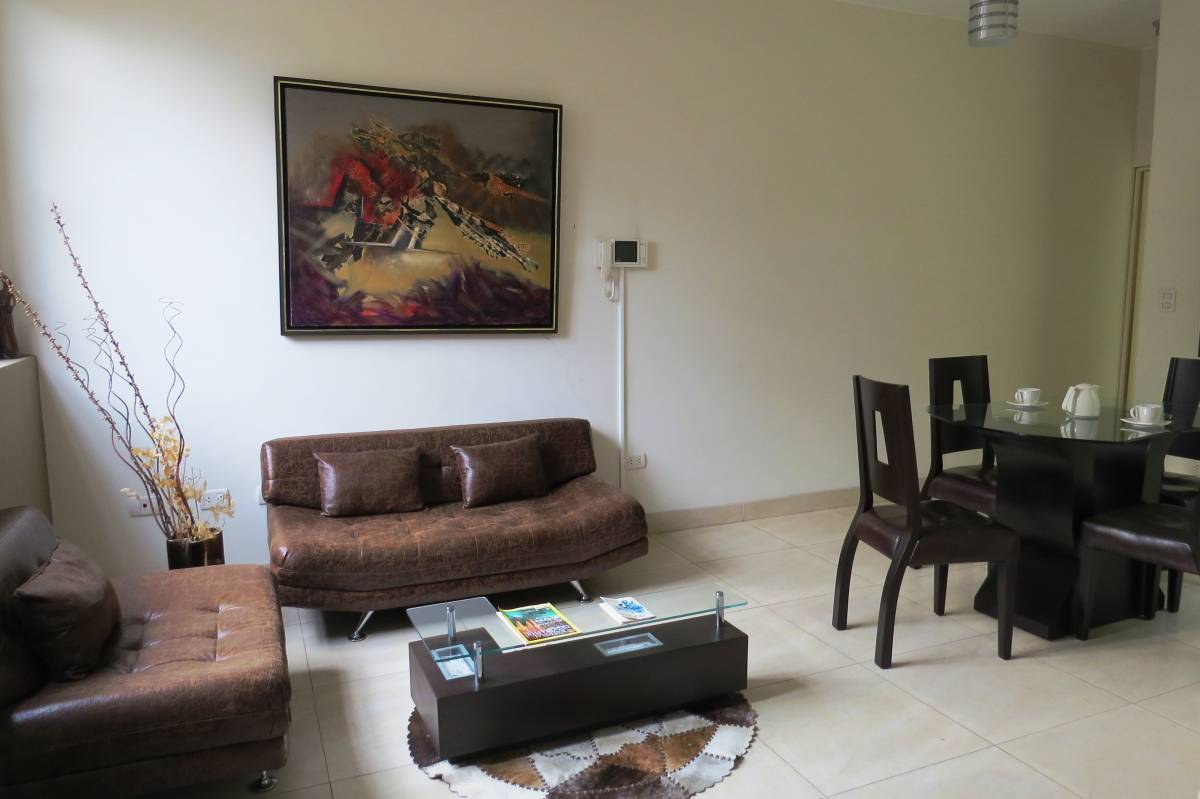Aparts 4 Days, San Isidro, Peru, hotels near mountains and rural areas in San Isidro