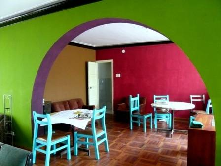 Bucky Backpackers, Miraflores, Peru, all inclusive hotels and specialty lodging in Miraflores