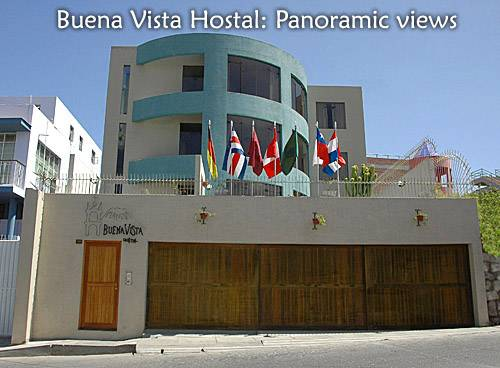 Buena Vista Hostal, Arequipa, Peru, best hotels and bed & breakfasts in town in Arequipa