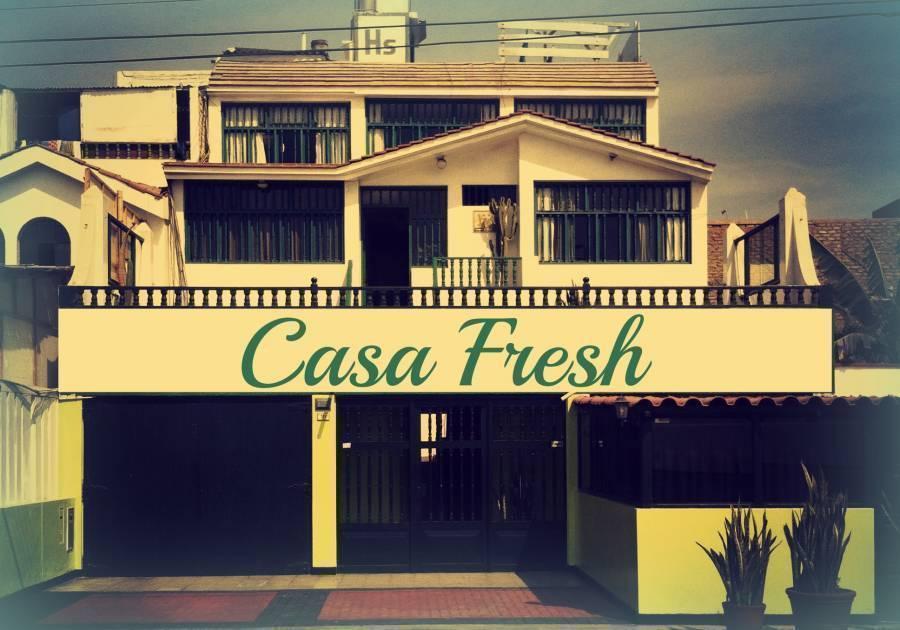 Casa Fresh, Huanchaco, Peru, Secretos del viajero en Huanchaco