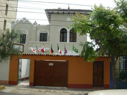 Casa Nostra, Lima, Peru, Peru hotels and hostels