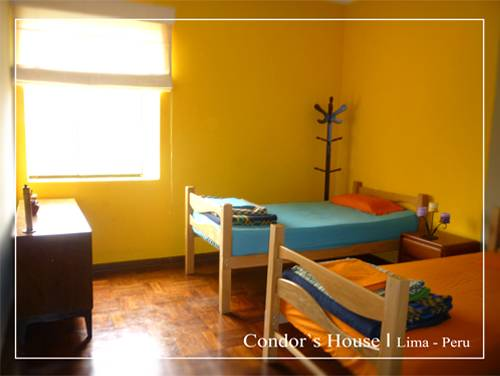 Condor's House, Lima, Peru, Top 5 steden met hotels en hostels in Lima