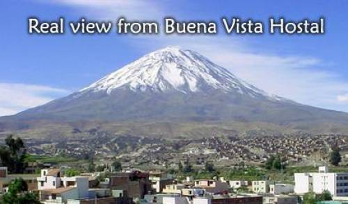 Buena Vista Hostal, top 10 cities with hotels and hostels in Yanahuara, Peru 6 photos