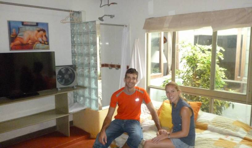 Hostal Merlin Punta Hermosa - Search available rooms for hotel and hostel reservations in Lima 2 photos