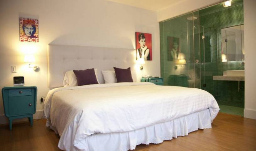 Ife Boutique Hotel - Search available rooms for hotel and hostel reservations in Lima 16 photos