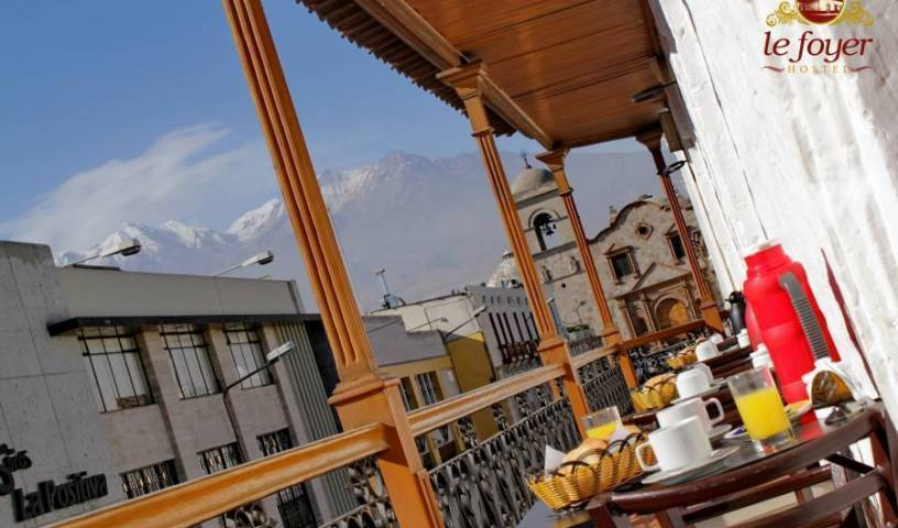 Le Foyer Hostel - Search available rooms for hotel and hostel reservations in Arequipa 12 photos