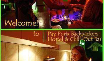 Pay Purix Hostel Lima Airport 5 photos