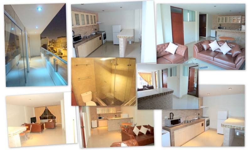 Elrys Flats, Lima, Peru, Peru hotéis e albergues