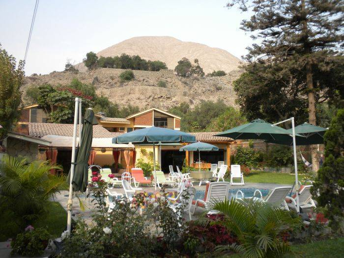 Habana Suites Bed and Breakfast, Chaclacayo, Peru, Peru hotels and hostels