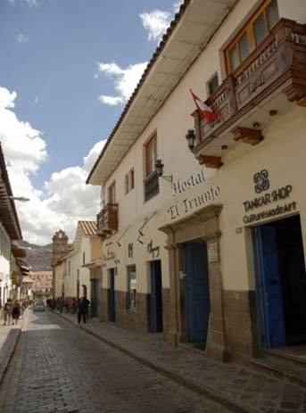 Hostal El Triunfo, Cusco, Peru, Peru hotels and hostels