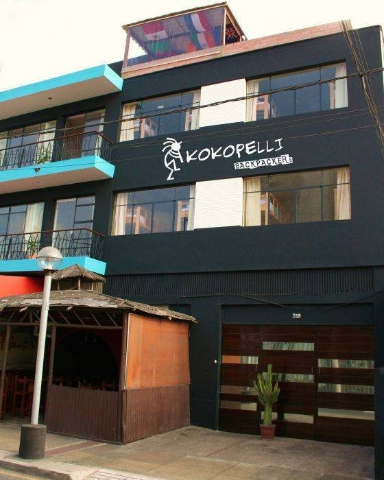 Hostel Kokopelli, Miraflores, Peru, live like a local while staying at a hotel in Miraflores