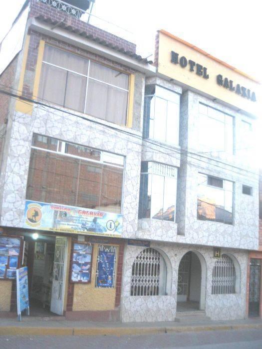 Hotel Galaxia, Huaraz, Peru, Peru hotels and hostels