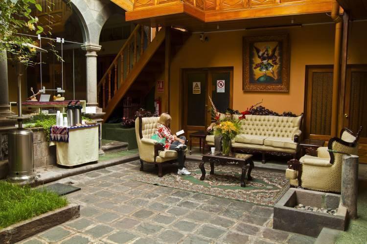 Hotel Rojas Inn, Cusco, Peru, Peru hotels and hostels