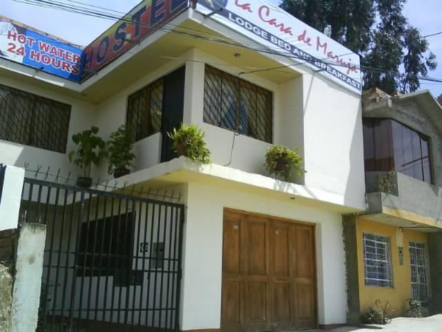 La Casa de Maruja Bed and Breakfast, Huaraz, Peru, Peru hôtels et auberges