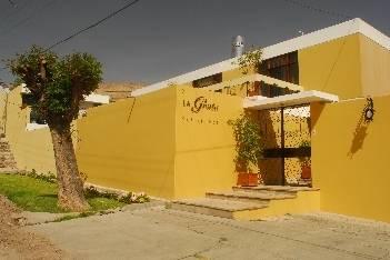 La Gruta, Arequipa, Peru, Peru hotels and hostels