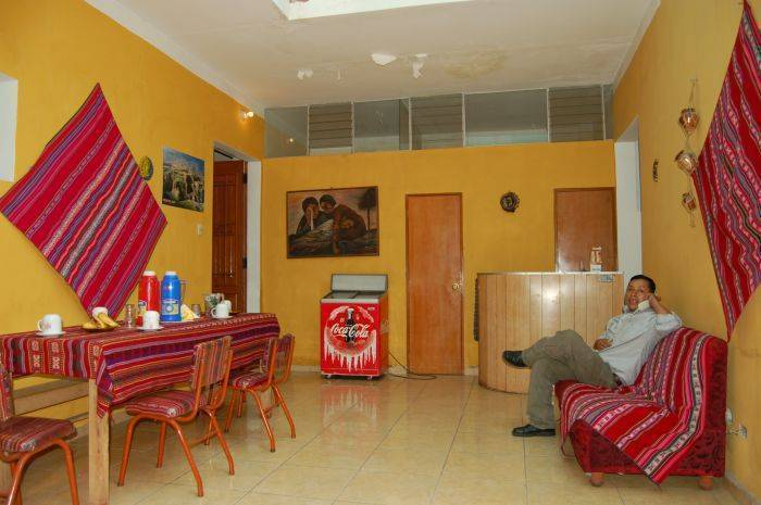 Mama Claire, Arequipa, Peru, find the lowest price on the right hotel for you in Arequipa