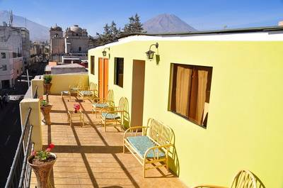 Misti House Posada, Arequipa, Peru, best trips and travel vacations in Arequipa