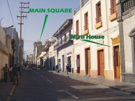 Misti House Posada, Arequipa, Peru, Peru hotels and hostels