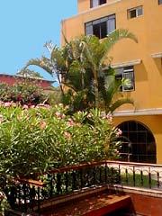 San Antonio Abad, Miraflores, Peru, best hostel destinations in Asia, Australia, and Africa in Miraflores