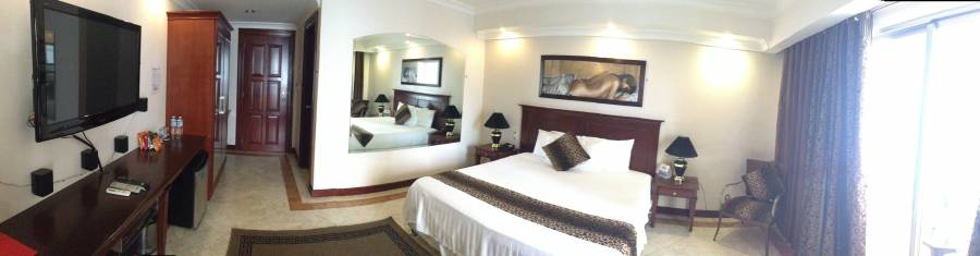 Valentino's Hotel, Angeles, Philippines, best hotels for solo travellers in Angeles