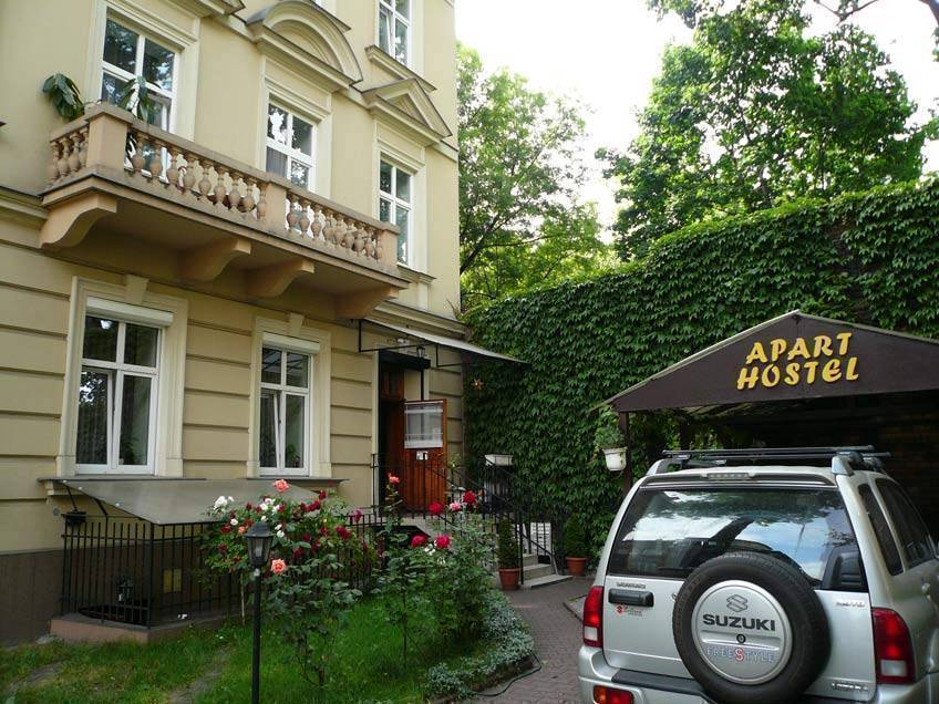 Aparthostel, Krakow, Poland, Poland hotels and hostels