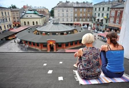 Balloon Hostel, Krakow, Poland, Poland hotels and hostels