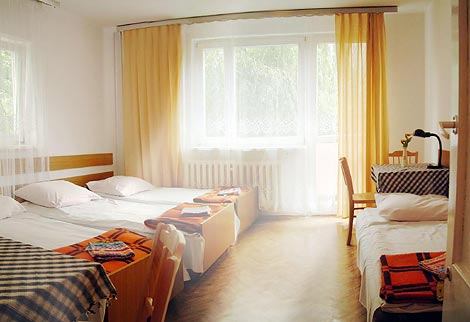 Bursa Jagiellonska Backpackers Hostel, Krakow, Poland, Poland hotels and hostels