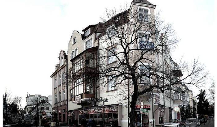 Central Hostel Sopot, cool hotels and hostels 9 photos