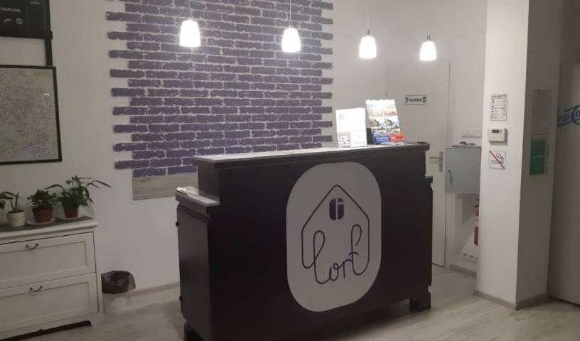 Lorf Hostel and Coffee - Search for free rooms and guaranteed low rates in Krakow 20 photos