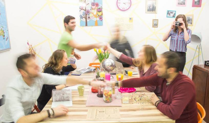 Warsaw Downtown Hostel - Search for free rooms and guaranteed low rates in Warsaw 14 photos