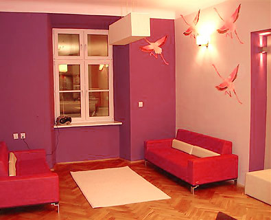 Flamingo Hostel, Krakow, Poland, Poland hotels and hostels