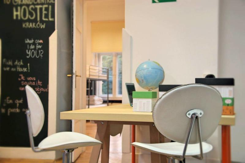Grand Central Hostel, Krakow, Poland, top travel website for planning your next adventure in Krakow
