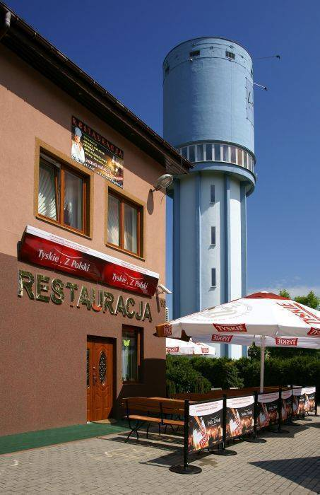 Heven, Lubliniec, Poland, backpacking and cheap lodging in Lubliniec
