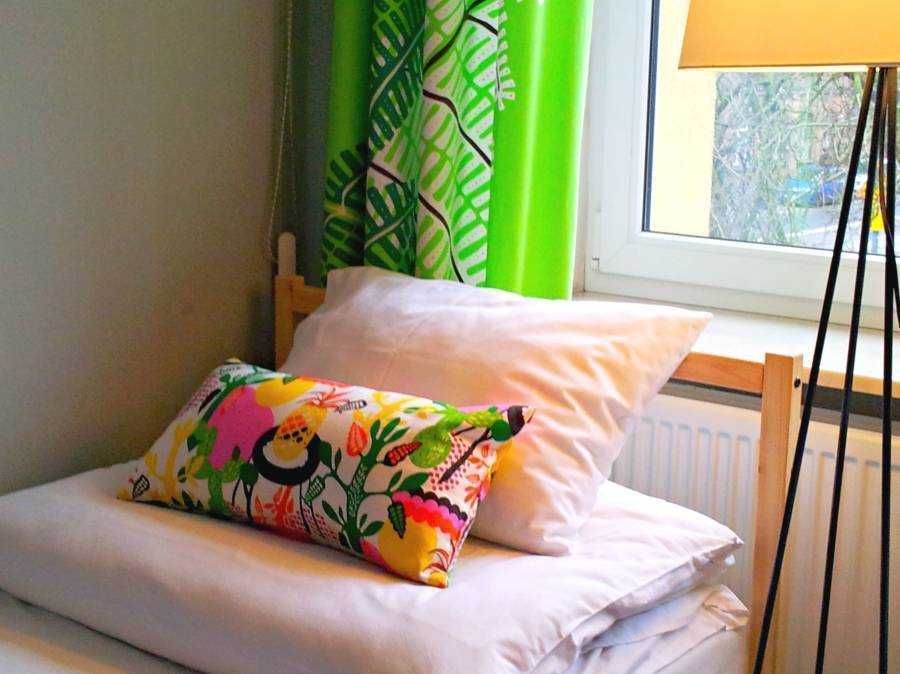 Hostel Bazyl, Warsaw, Poland, hostels and backpacking in Warsaw