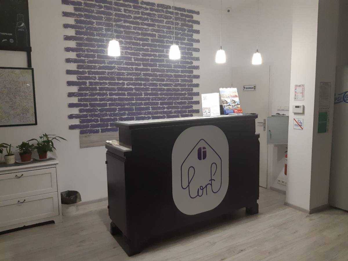 Lorf Hostel and Coffee, Krakow, Poland, Poland hostels and hotels