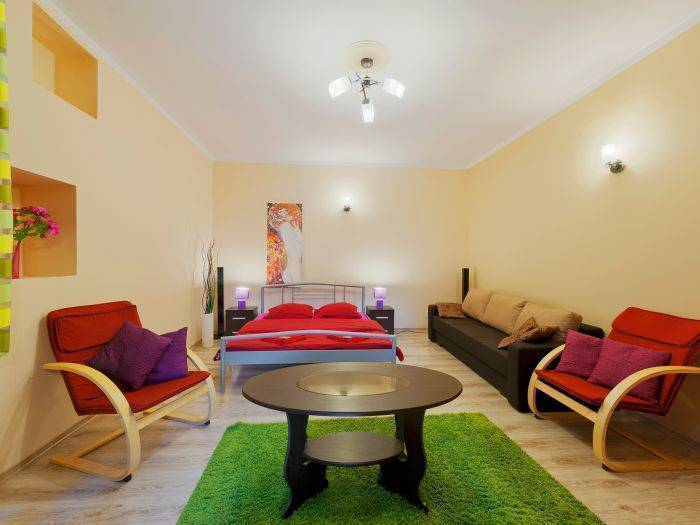 Princess Apartments, Krakow, Poland, Poland hotels and hostels