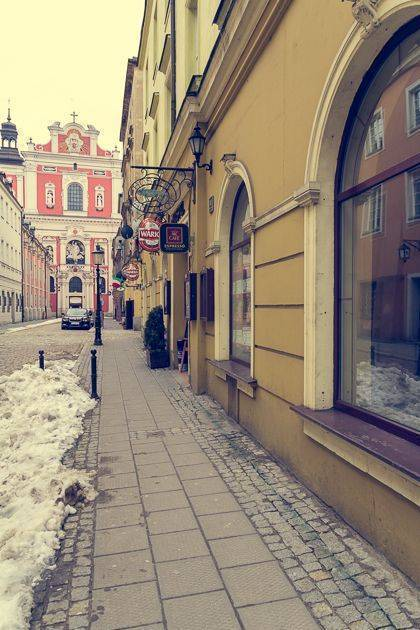 Tey Hostel, Poznan, Poland, hotels with handicap rooms and access for disabilities in Poznan