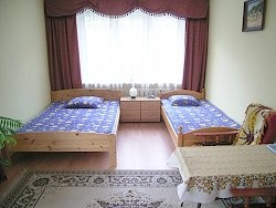 Villa Sart, Gdansk, Poland, low cost lodging in Gdansk